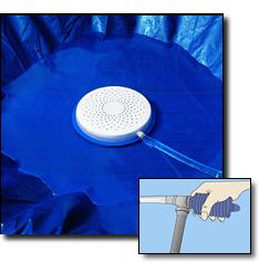 Cover Drain Siphon Pump