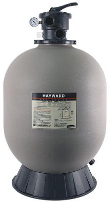 Hayward Pro Series Sand Filter With Top Mount Valve