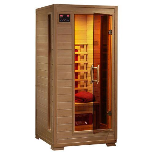 Buena Vista - 1 Person Ceramic Heater Home Sauna