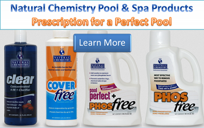 Swimming Pool Chemicals - Above Ground and In-Ground Pool Chemicals