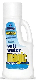 Natural Chemistry Liquid Salt Water Magic-1 Liter (07402)