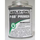IPS Weld-On ½ Pint P-68 Primer NSF - Clear