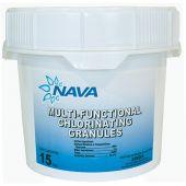 Granules Chlorine - 56% Dichlor Granules - 15lb Pail
