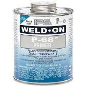 IPS Weld-On Quart P-68 PVC Primer - Clear