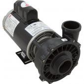 Waterway Executive 2 Hp 2 Speed 2 Intake 2 Discharge 56 Frame 230V Spa Pump (3720821-1D)