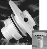 Caretaker White Retroclean F/ Turbo Clean Flow Plus Cleaning Head