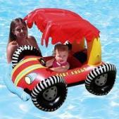 Baby Buggy Rider