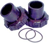 Hayward 2In Slip Bulkhead Kit (De2400Pak2Cs)