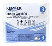 Kem-Tek Shock Quick 10 - 10 Pack (11oz Bags)
