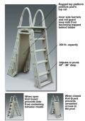 A-Frame Ladder w/Rollguard Options