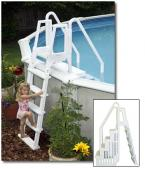 Easy Pool Step W/Outside Ladder Options