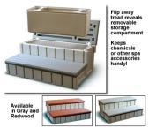 Handy Spa Storage Step