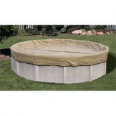 30 Round Armor Kote Winter Pool Cover - 20Yr Warranty