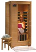Buena Vista - 1 Person Carbon Heater Heatwave Infrared Home Sauna