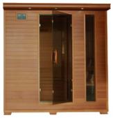 Great Bear 6 Person Cedar Heatwave÷ Sauna