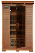 Yukon 2 Person Cedar Heatwave÷ Sauna
