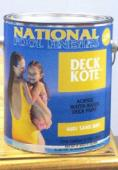 Deck Kote - Pool Deck Paint