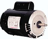 Emerson 56J C-Frame Threaded Shaft - Energy Efficient Motors
