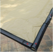 Emperor 12X20 Pool Size - 17X25 Rect. Cover 20 Year Warranty