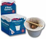Filter Saver Skimmer Sock