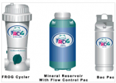 Frog Mineral Purification System by King Technology