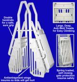 Neptune Step / A-Frame Ladder Entry System