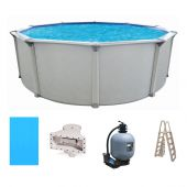 Ocean Mist Premium Above ground pool