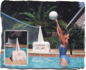 Pool Shot Super Water Volley (Pswv200) - Free Shipping!