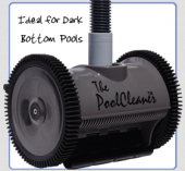 The Pool Cleaner 2-Wheel Suction Cleaner- Limited Edition Dark Gray (896584000-518)