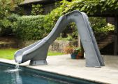 typhoon-gray-granite-pool-slide