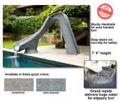 S.R. Smith Typhoon Slide - Right Curve (Sandstone) (670-209-58123)