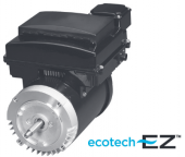 square flange ecotech variable speed pump motors