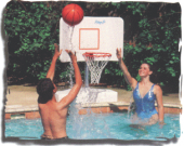 Pool Shot Wing It Portable Basketball (Wi1156) - Free Shipping!