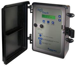 pentair suntouch solar control system