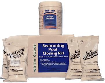 Maintain Winter Kit-Chlorine For 30,000 Gallon