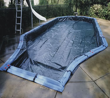 in ground pool winter covers